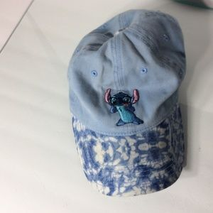 Disney Accessories - Youth Walt Disney Ball Cap - Stich NWOT  🏰